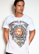 Christian Audigier. Lion Crest Specialty Tee. $119