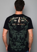 Christian Audigier. Lethal Serpent Specialty Tee. $110