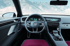 Компания Volkswagen показала новый Cross Coupe в Токио